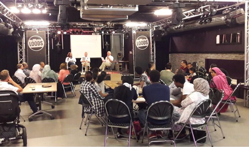 De begrippen participatie, inburgering en integratie.kwamen aan  bod (foto: PR)