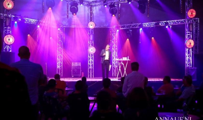 Bij het Business Festival hebben ondernemers de mogelijkheid om kennis te maken alle ondernemers uit de gemeente. (Foto: Annauf.nl)