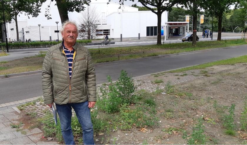 Als het aan Wim van Dijk ligt mogen er nog wel wat verbeteringen aan de Generaal Spoorlaan plaatsvinden.