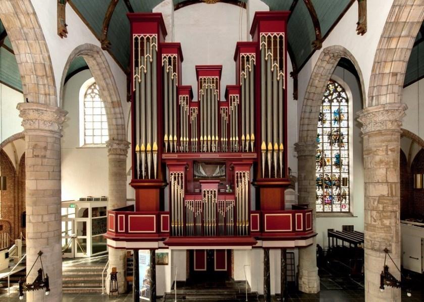 Orgel Sint Jacobskerk