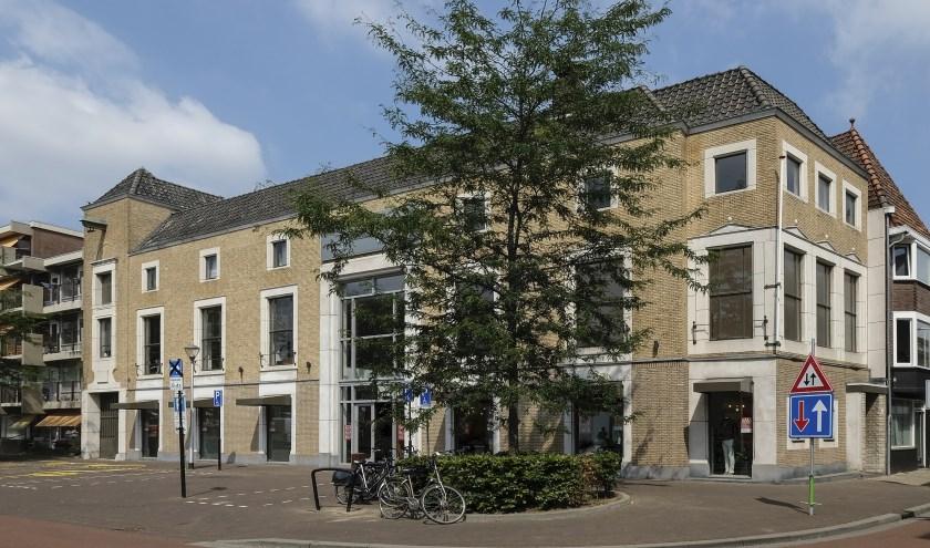 MoNUment van de week:NS Plein 45, Tilburg/Jan de Cock Mode (foto: Joep Vogels)