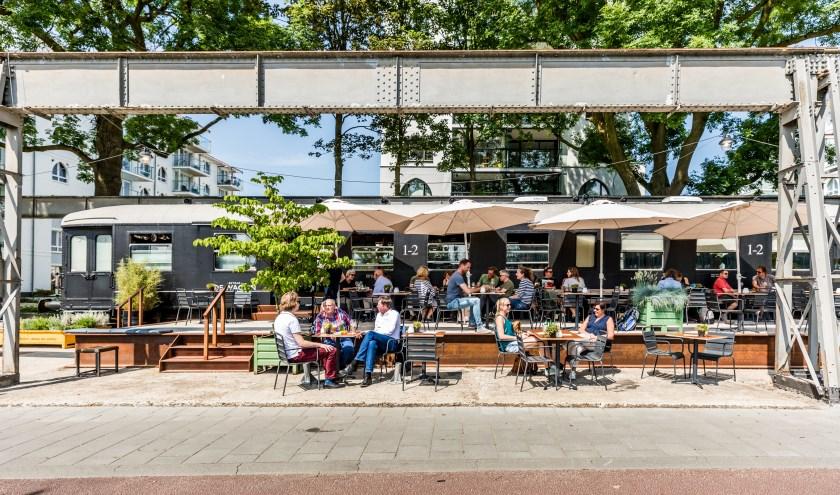De Spoorzone in Tilburg is een ware culinaire hotspot. Foto VisitBrabant