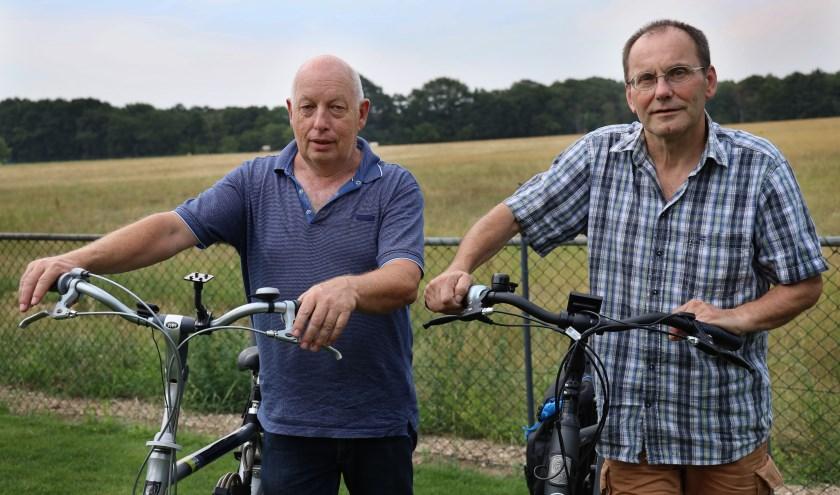 Ook dit jaar organiseert buurtvereniging De Molenheide uit Mill een fietsdriedaagse voor jong en oud. (foto: Marco van den Broek)