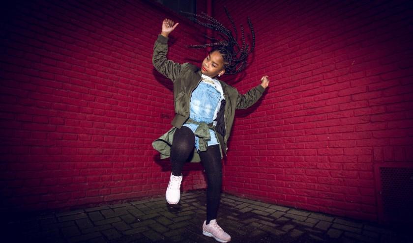 Danseres Liyan Molina. (Foto: REEMZ )