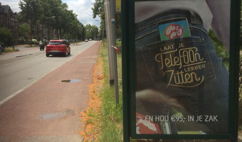 Mupi op Deventerweg