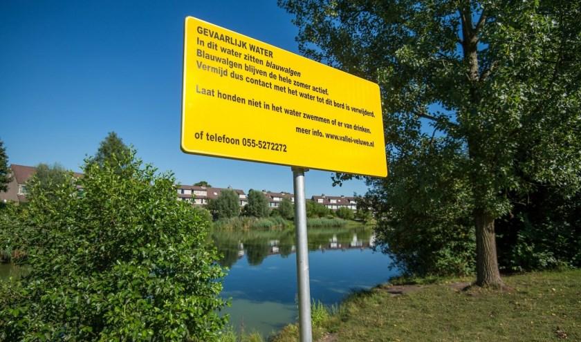(Foto: Waterschap Vallei en Veluwe)