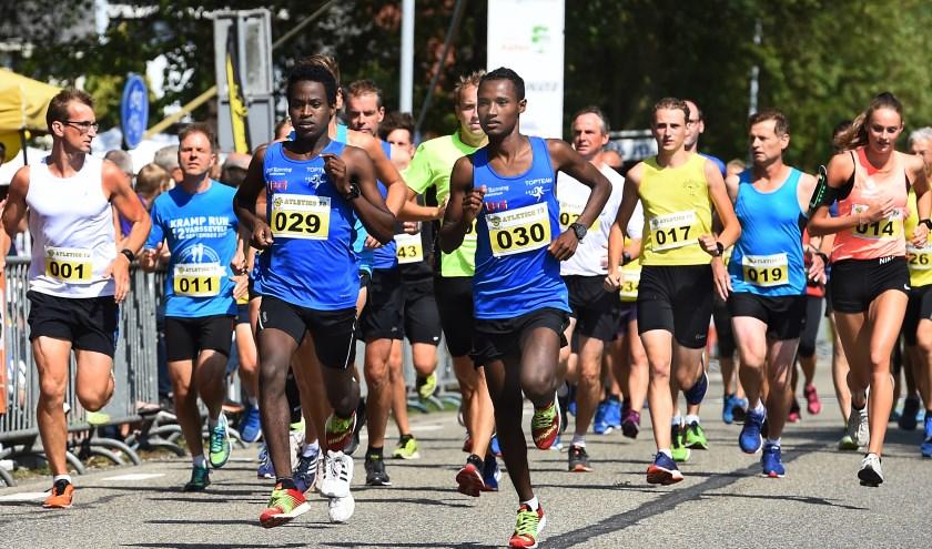 De eerste editie van de Maron Achterhoek Run in 2018.