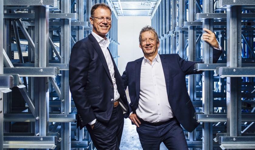 Edwin Bolwerk (CEO) en Erik Lansink (CFO) van Nedcon.