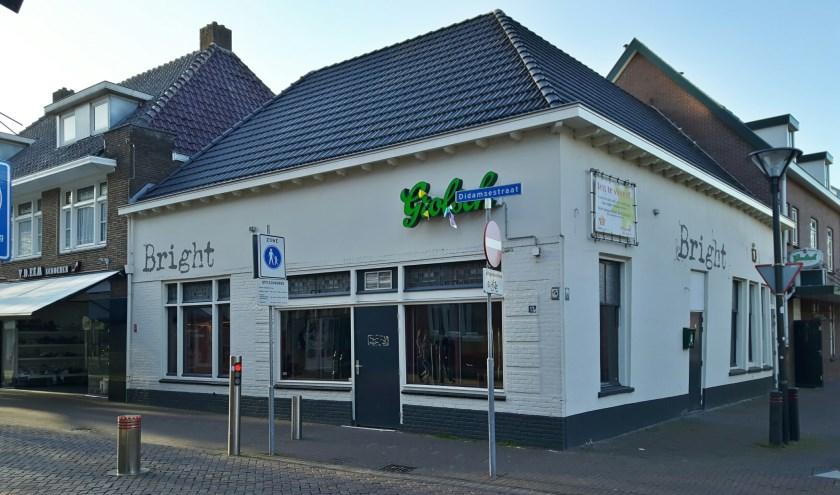 Het toenmalige café Bright Side. Hier is Linda voor het laatst gezien. (foto: PR)