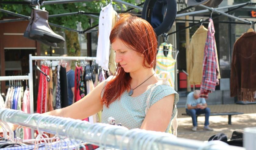 Er is van alles te vinden op de Zeldzaam Mooi Markt. Foto: Kim Buining.