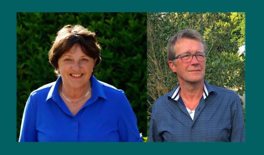Raadsleden Roselien Slagers en Egbert Wessels horen graag wat jij van de bezuinigingen vindt.