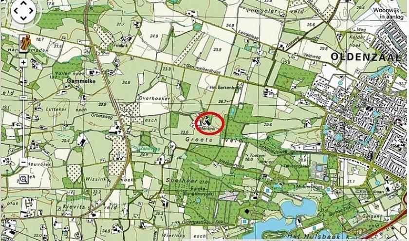 Het buurtschap Gammelke, daar deed Ruud Olde Dubbelink onderzoek naar voor magazine Ons Oldenzaal.