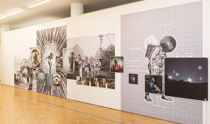 Het kunstwerk van de Spaanse fotografe Cristina de Middel. Foto: Studio 5700.
