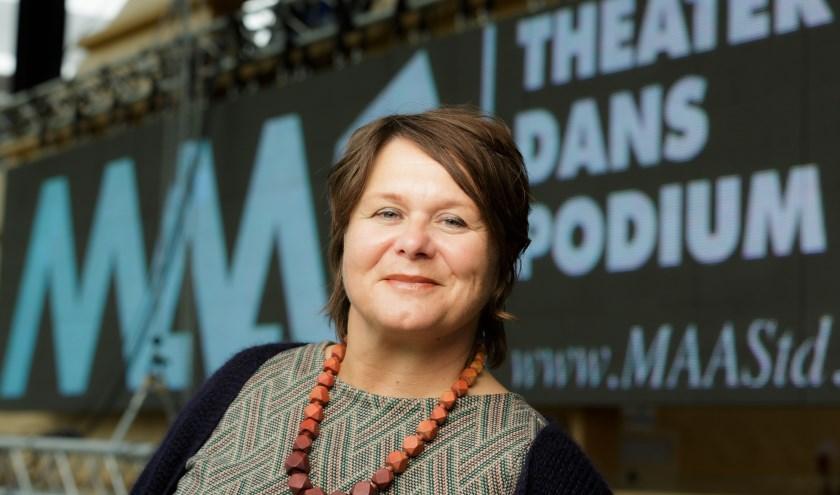 "Bernadette Stokvis van Maas:""Deze subsidie biedt ons een unieke kans om te verduurzamen."" (Foto: Fred Ernst)"