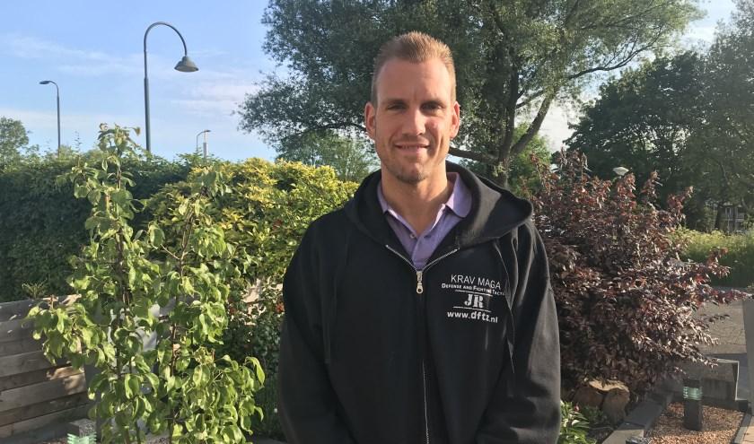 Joey Roetman is benoemd tot expert instructeur van Krav Maga Federatie. PR