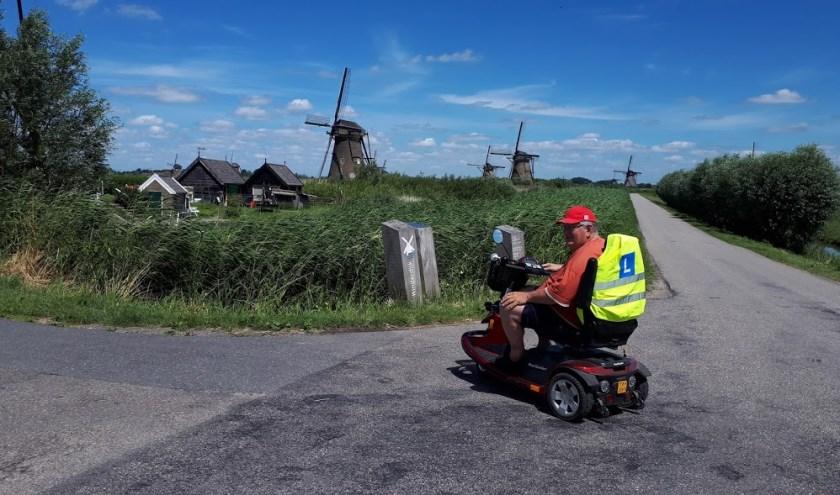 Er zijn acitiviteiten die geschikt zijn voor rolstoelgebruikers (Foto: PR)