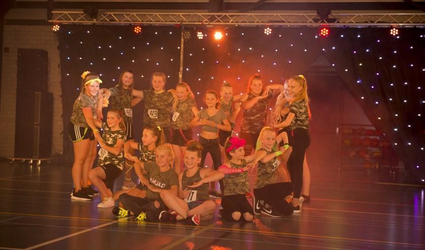 Dansgroep Get Up (groep 7-8)