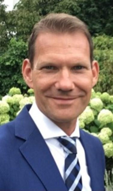 Hans Loos, benoemd tot secretaris van de gemeente Bergeijk