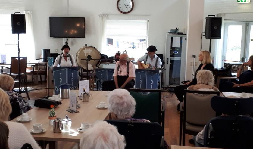 Een stukje North Sea Jazz festival in de Borgstede (Foto: PR)