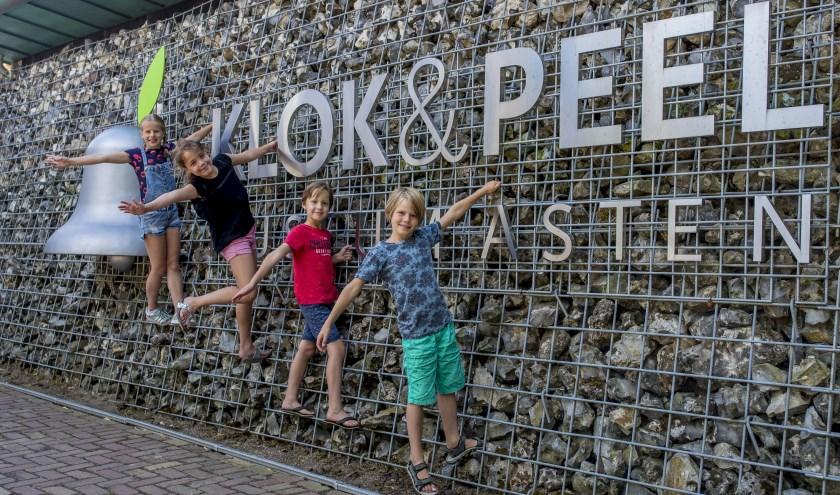 In Museum Klok & Peel kunnen kinderen de vrijheid ontdekken. Foto: Rob Fritsen.