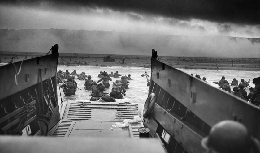 Op D-Day - 6 juni 1944 - startte de bevrijding van Europa.
