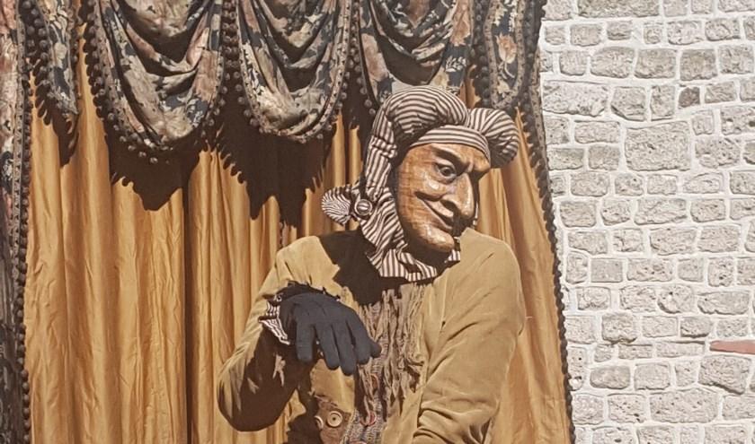 Theater van de Droom zal 21 juli optreden op t plein van de Oude Calixtus