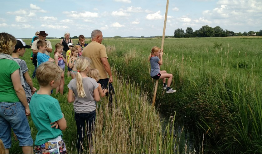 Het IVN Natuuretmaal wordt gehouden op 24 en 25 augustus in Tienhoven. Foto: IVN Vecht & Plassengebied