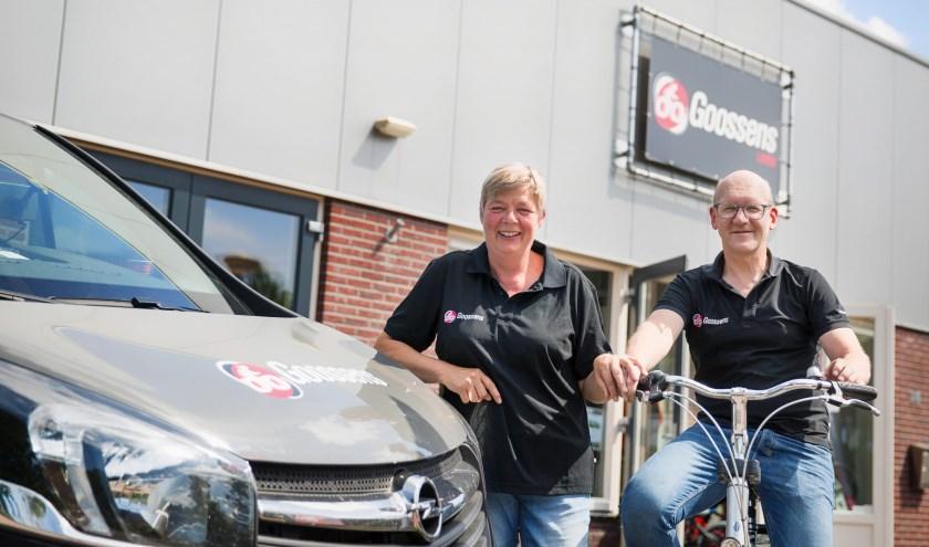 Fietsspecialist Goossens timmert flink aan de weg en opent in 2020 een nieuwe winkel in Lochem die vergelijkbaar wordt met de vestiging in Borculo.