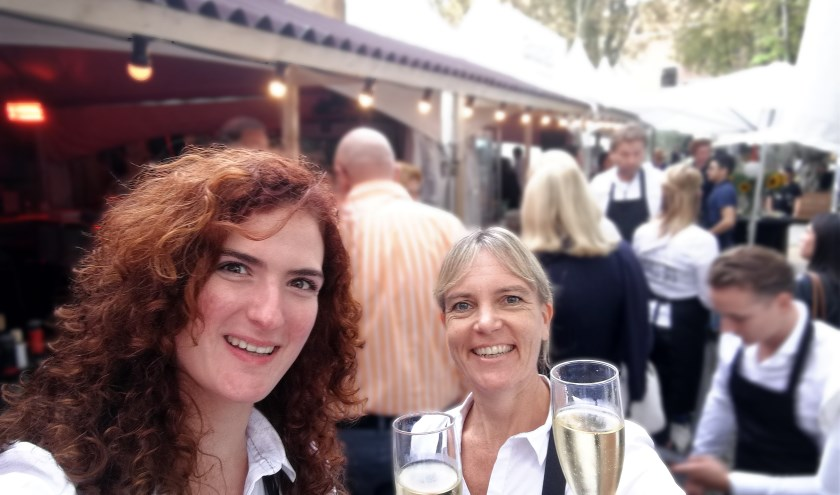 Jazz en een glas wijn is een prima combinatie, zo blijkt wel tijdens Jazz & Wine Wijchen.