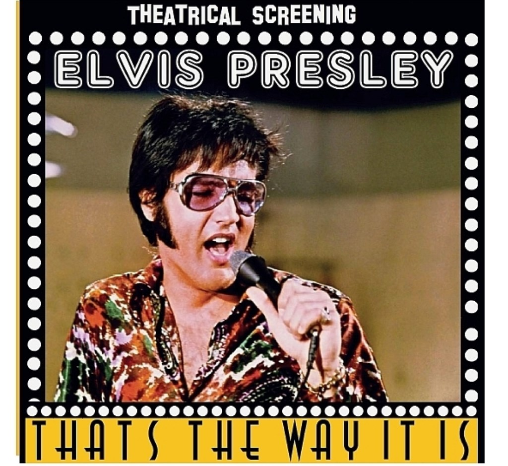 Concordia eert Elvis Presley met een eenmalige vertoning van de concertfilm That's the Way it Is. Foto:  © Persgroep