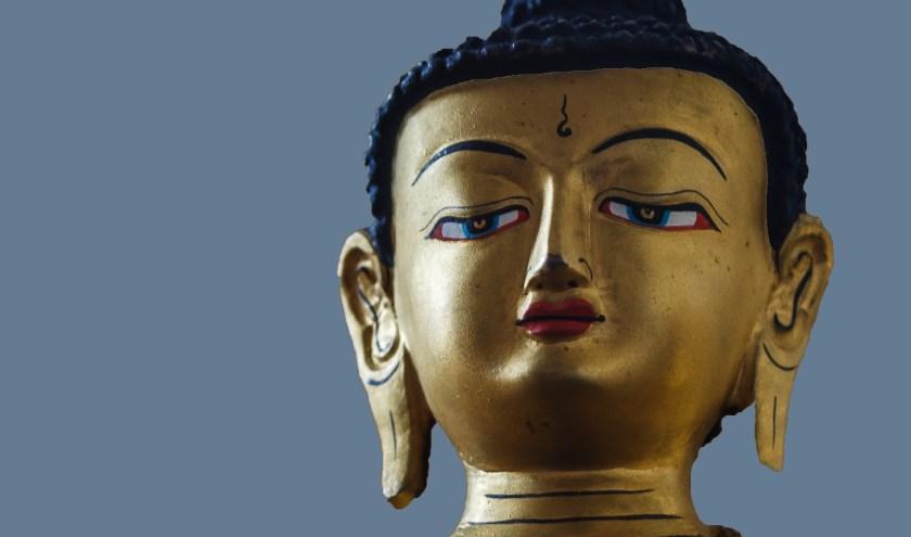 Beeld Boeddha Sakyamuni