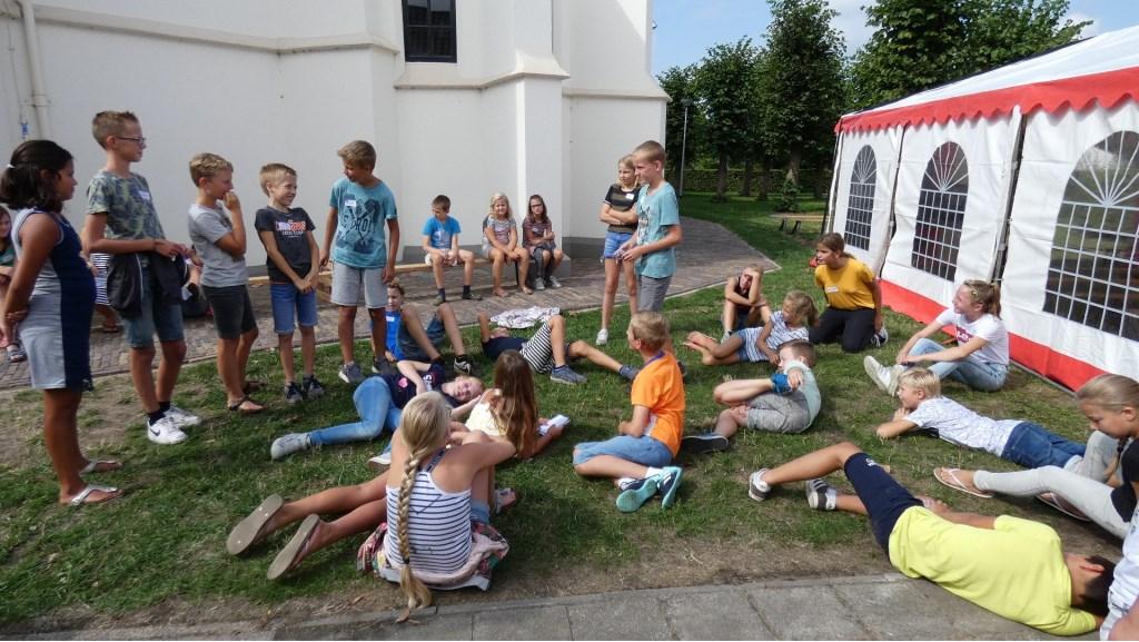 Spel Foto: Nelleke Brenkman © Persgroep
