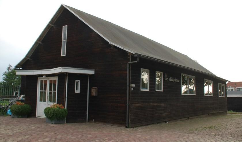 De vereniging houdt op Open Monumentendageen tentoonstelling over schaatsplezier. (Foto: Privé)
