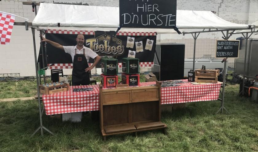 De derde editie van bierfestival PROEFLokaal in Cuijk is op zondag 18 augustus. (foto: persfoto)