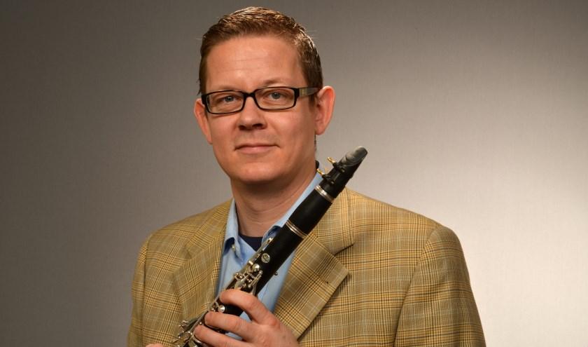 Klarinettist Peter Habraken. (Foto: Peter Boermans)