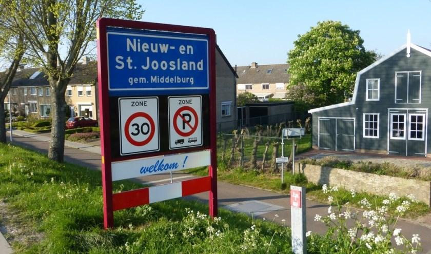 Dorpsvereniging Nieuw- en Sint Joosland bestaat 50 jaar. FOTO:  www.dvnieuwland.nl