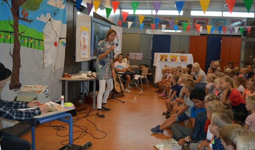 Vakantie Bijbel Week in Nieuw-Lekkerland. (Foto: Privé)