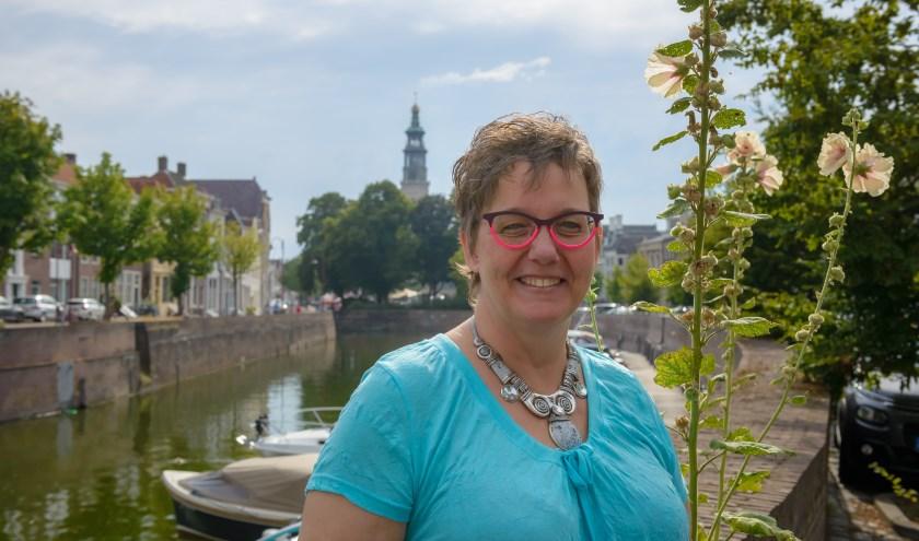 Jacqueline leerde weer naar haar eigen gevoel te luisteren. FOTO: Ben Willemsen - mojekieke.nl