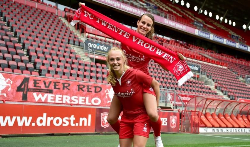 Foto: Frank Hillen/FC Twente Media