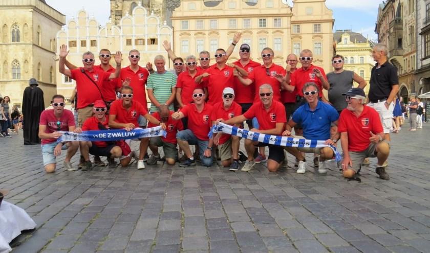 De veteranen van Milsbeek behoorden vorig jaar ook tot het deelnemersveld in Oeffelt. (foto: persfoto)