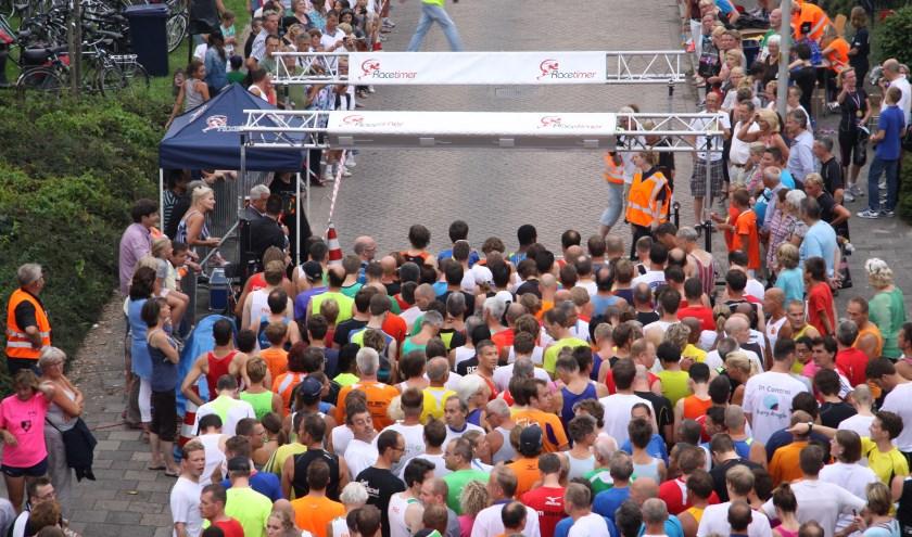 Startfoto Ronde van West.