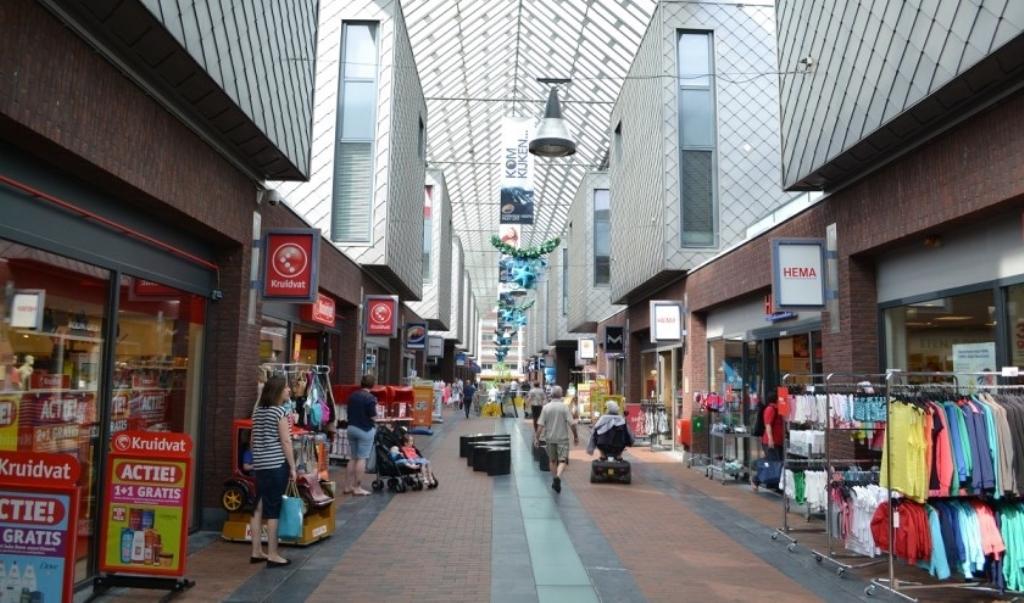 Carnisse Zuiden Winkelcentrum Het 15 Veste Barendrecht Jaar lKFJ3T1c