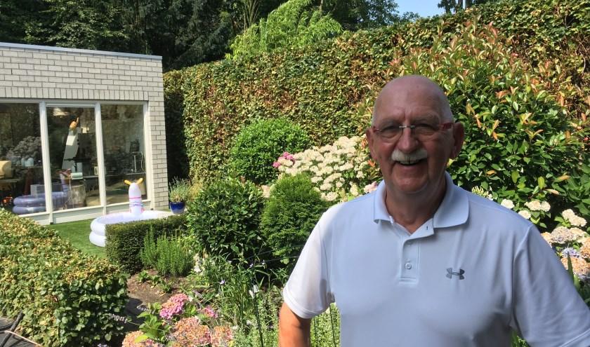 Peer van Hoof is sinds 1 juli de nieuwe voorzitter van de Vereniging 55+ Helvoirt.