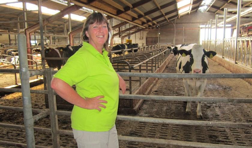 """Jolanda van Loon: """"Het welzijn van onze dieren komt bij ons op de eerste plaats."""""""