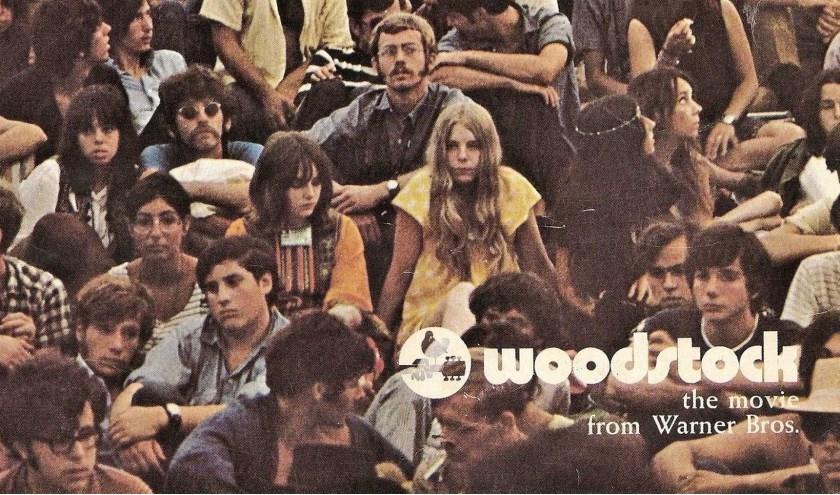 Een speciale festivalvertoning van de documentaire 'Woodstock.'