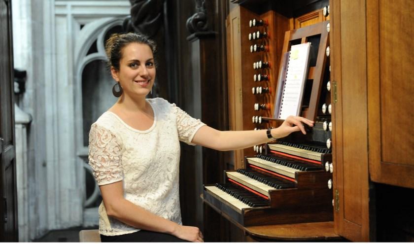 Anne-Gaëlle Chanon komt zondag 4 augustus naar Geldrop.