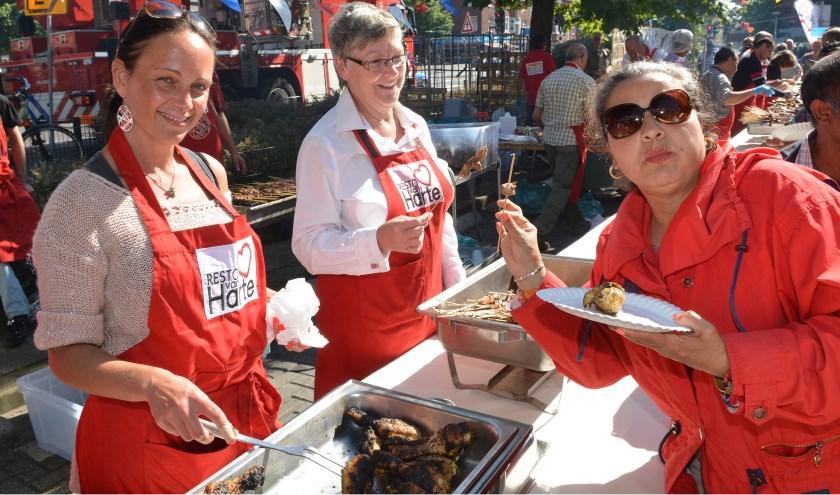 Afbeeldingsresultaat voor Buurtbarbecue in Speeltuin Stadsveld