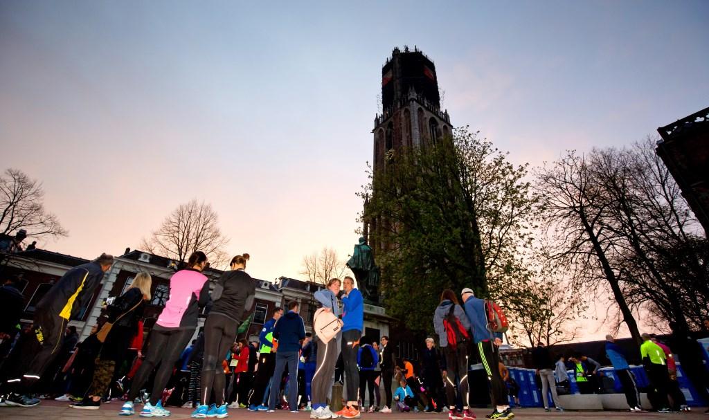 Nedal Utrecht Night Run. Foto Bart Hoogveld Foto: Bart Hoogveld © Persgroep