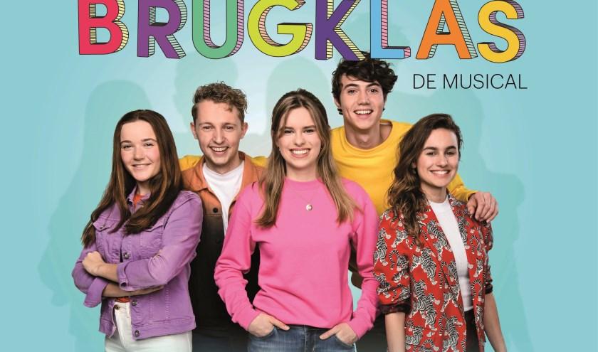 In Brugklas, de musical gaan Max, Selma, Emma, Jamie en een nieuwe brugpieper een hiphopmusical over Willem van Oranje maken.