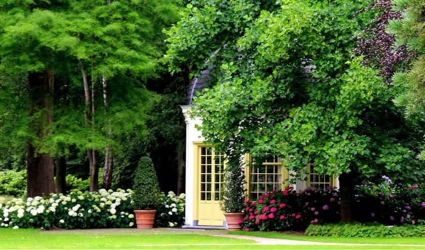 Tuin van De Vanenburg